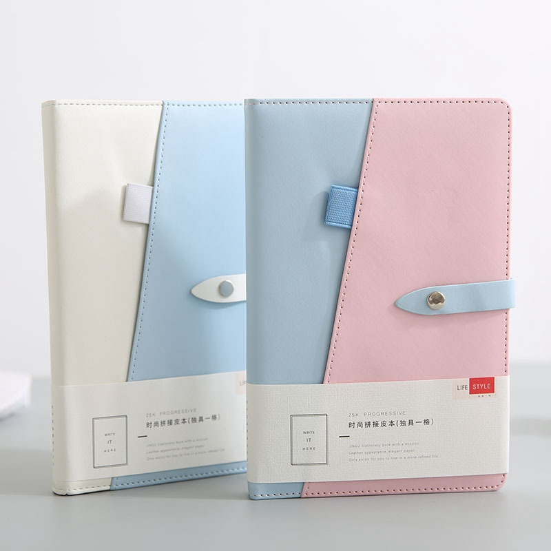 Cuadernos-Oficina-Escuela-Agenda-Personal-Organizador-Agenda-Planificador-Papele miniatura 11