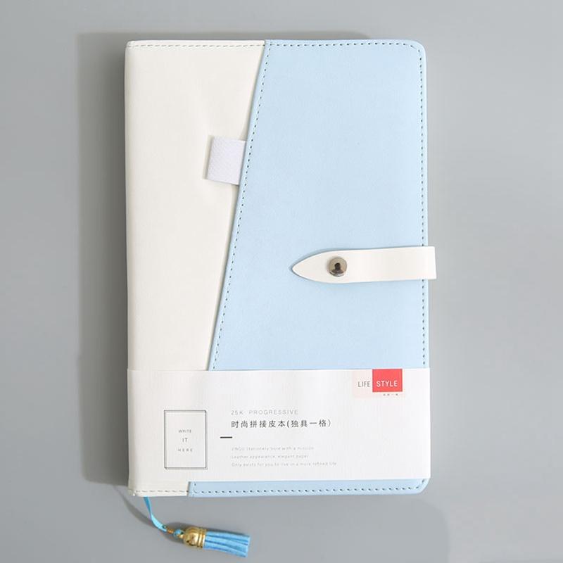 Cuadernos-Oficina-Escuela-Agenda-Personal-Organizador-Agenda-Planificador-Papele miniatura 13
