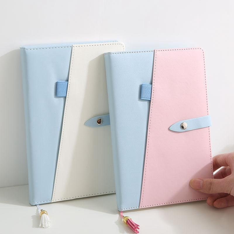 Cuadernos-Oficina-Escuela-Agenda-Personal-Organizador-Agenda-Planificador-Papele miniatura 19
