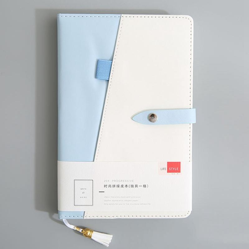 Cuadernos-Oficina-Escuela-Agenda-Personal-Organizador-Agenda-Planificador-Papele miniatura 23