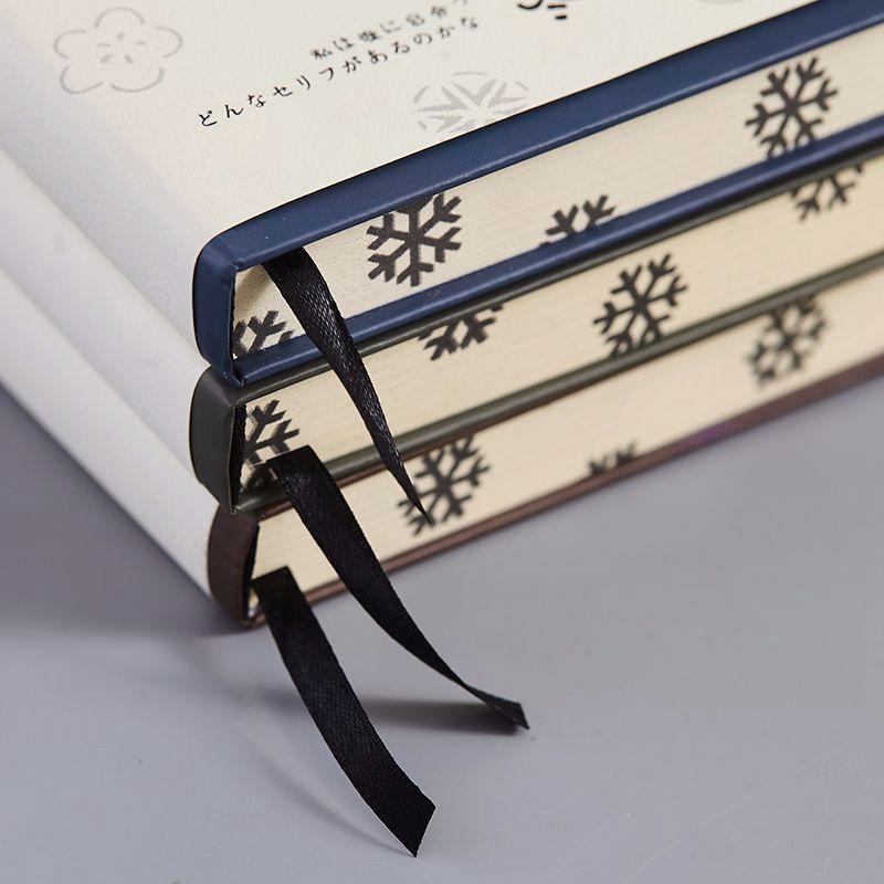 Cuaderno-Vintage-128-Hojas-Cuaderno-de-Dibujo-Diario-Cuaderno-Calidad-Diario-Pap miniatura 16