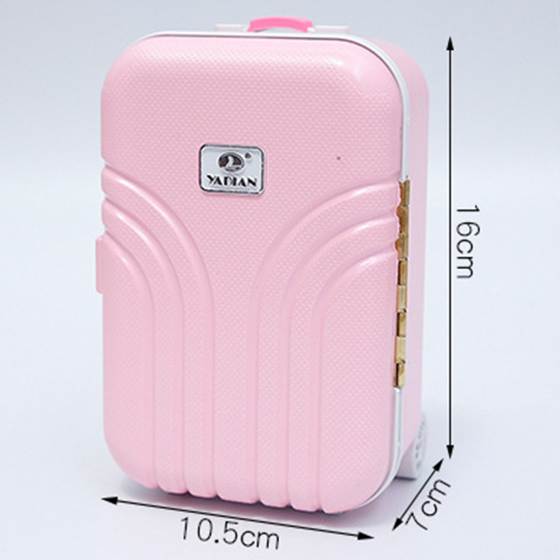Trolley-Case-Can-Store-Money-Child-Storage-Piggy-Bank-Girl-Toy-Night-Loli-S-H6L5 thumbnail 2