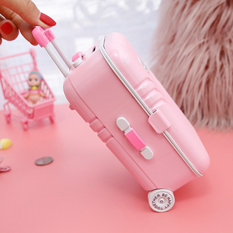 Trolley-Case-Can-Store-Money-Child-Storage-Piggy-Bank-Girl-Toy-Night-Loli-S-H6L5 thumbnail 8