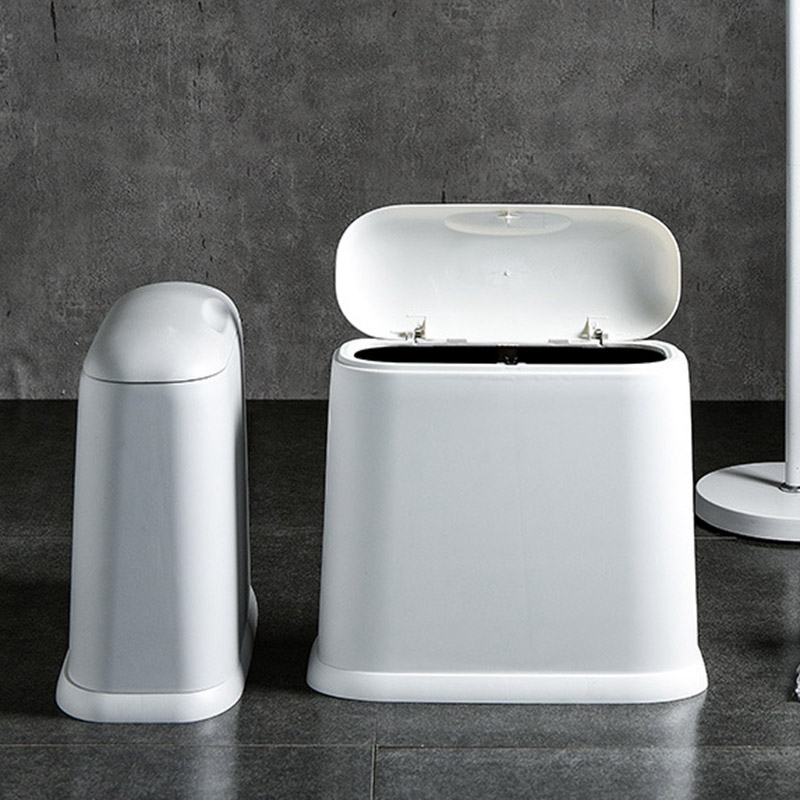 Trash-Cans-for-the-Kitchen-Bathroom-Wc-Garbage-Classification-Rubbish-Bin-D-H4K2 thumbnail 4