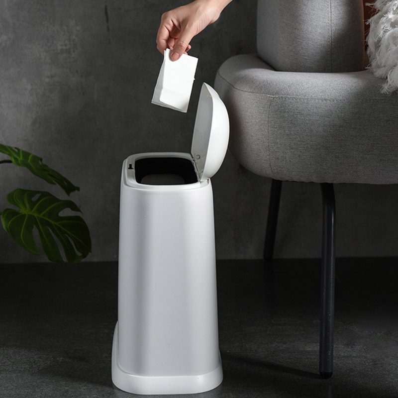 Trash-Cans-for-the-Kitchen-Bathroom-Wc-Garbage-Classification-Rubbish-Bin-D-H4K2 thumbnail 12