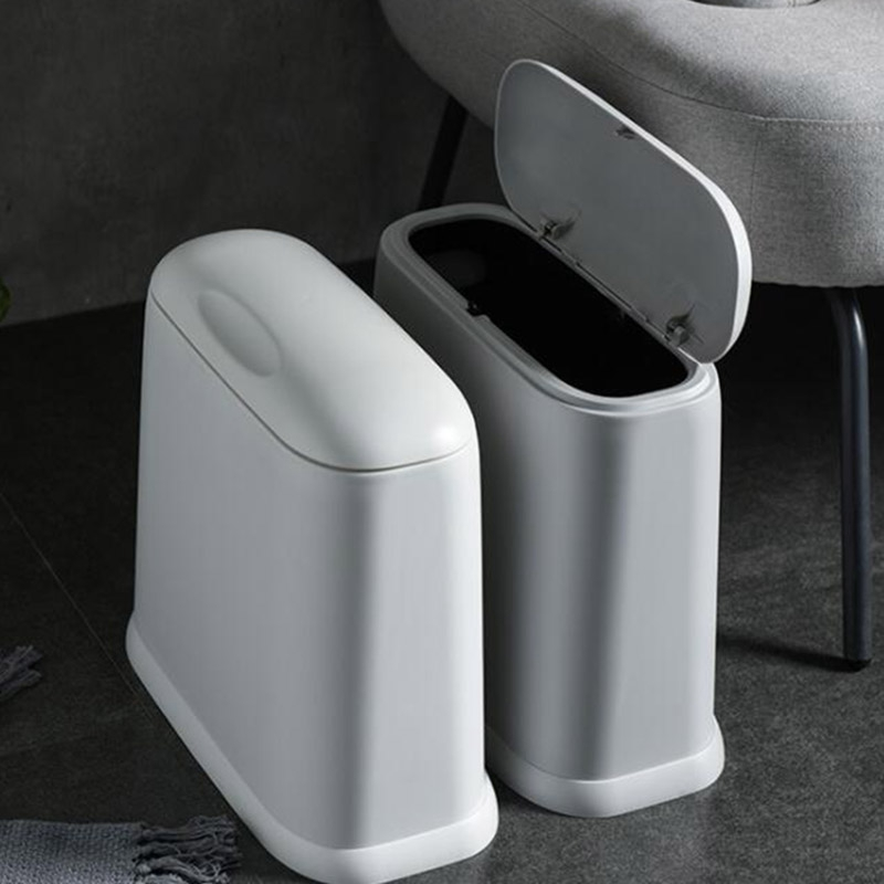 Trash-Cans-for-the-Kitchen-Bathroom-Wc-Garbage-Classification-Rubbish-Bin-D-H4K2 thumbnail 13