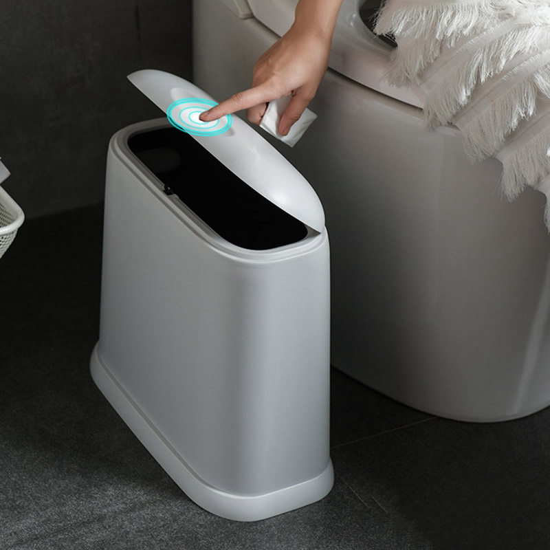 Trash-Cans-for-the-Kitchen-Bathroom-Wc-Garbage-Classification-Rubbish-Bin-D-H4K2 thumbnail 14
