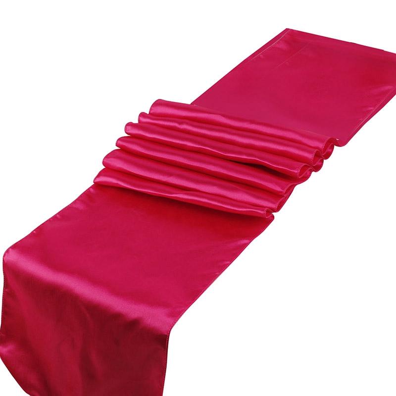 10Pcs-Set-30X275Cm-Jacquard-Style-Satin-Table-Runner-for-Hotel-Table-DecoraN2L6 thumbnail 4