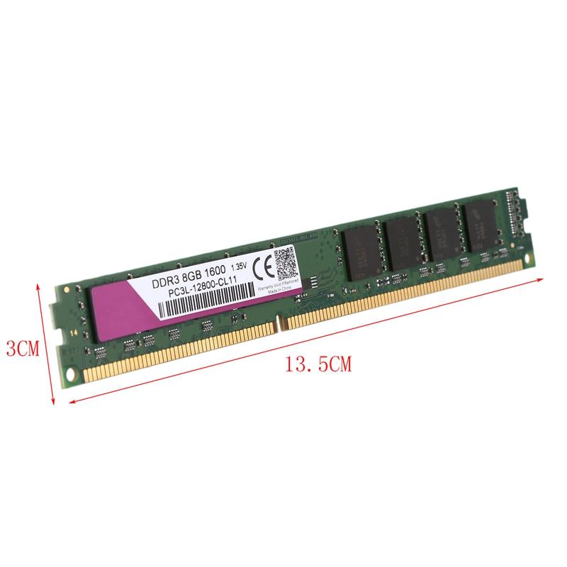 DDR3-Ram-PC3-Desktop-PC-Speicher-240Pins-fuer-Intel-High-Compatible-J6S7 Indexbild 6