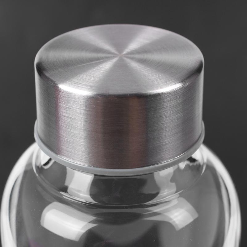 1X-Bouteille-d-039-eau-de-sport-en-verre-avec-filtre-a-the-Infuser-sac-de-protec-3i8 miniature 11