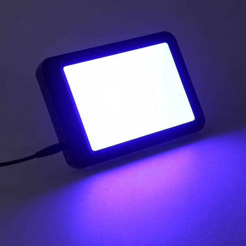 miniature 8 - 5V-SAD-Lampe-de-TheRapie-Simulation-de-la-LumieRe-Naturelle-3-Modes-2-4G-Te-Q2H9