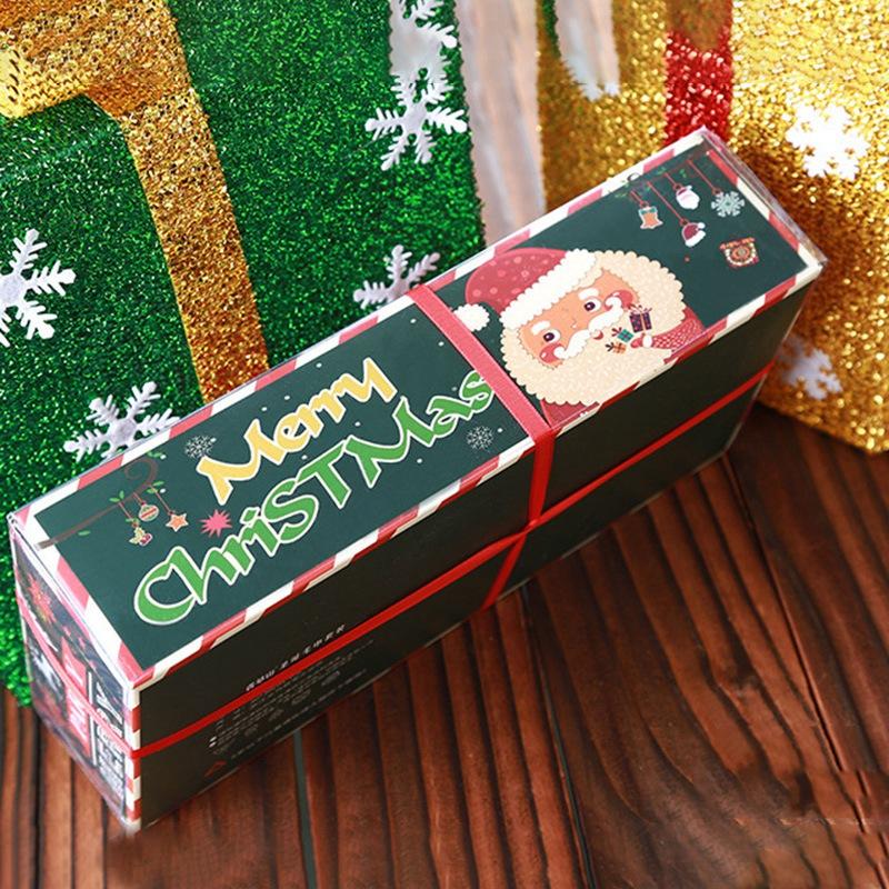 Weihnachten-Handtuch-Santa-Schneemann-Weihnachten-Baum-Baumwolle-Super-Weic-Y2L7 Indexbild 4