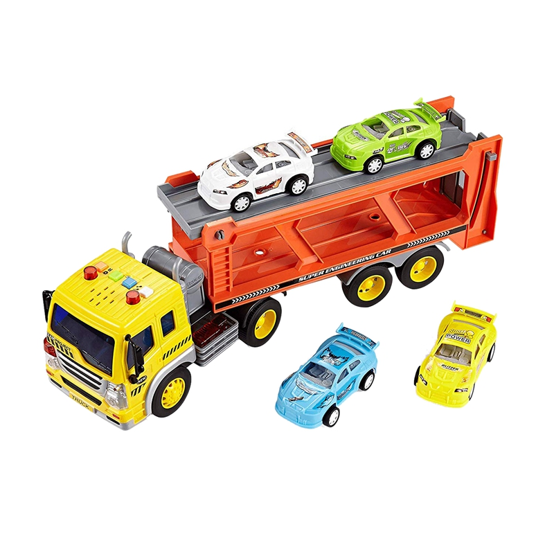 Children-039-s-Friction-Power-Truck-Toy-With-Sound-and-Light-Toddler-Boy-Toys-T-K5A3