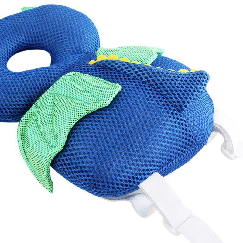 Neugeborenes-Kleinkind-Baby-Kopf-RueCkenprotektor-Sicherheitsauflage-Kissen-I8L7 Indexbild 8