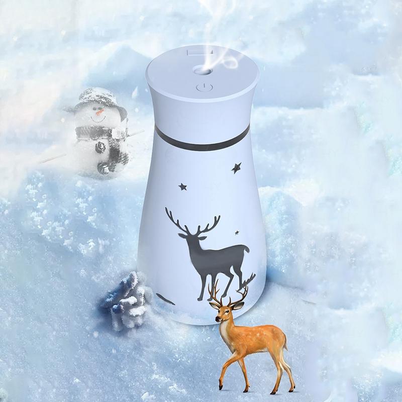 Cool-Mist-Humidifier-Large-Capacity-USB-Air-Humidifier-Purifier-Household-AA4L2 thumbnail 10