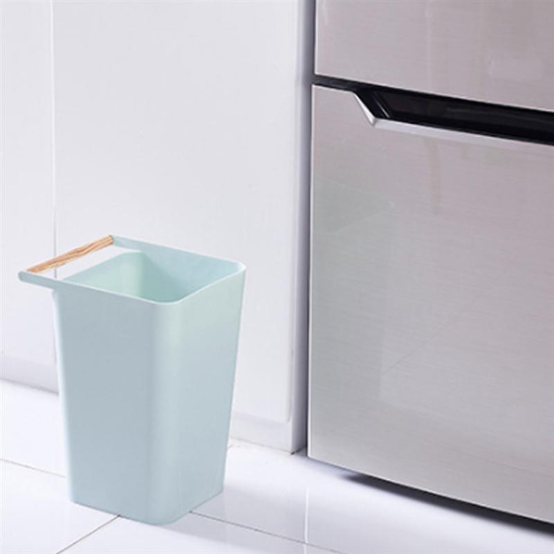Tragbare-Abfalleimer-MueLleimer-Leichte-MueLleimer-Aufbewahrungsbox-V6F7 Indexbild 4
