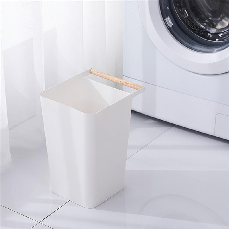 Tragbare-Abfalleimer-MueLleimer-Leichte-MueLleimer-Aufbewahrungsbox-V6F7 Indexbild 5