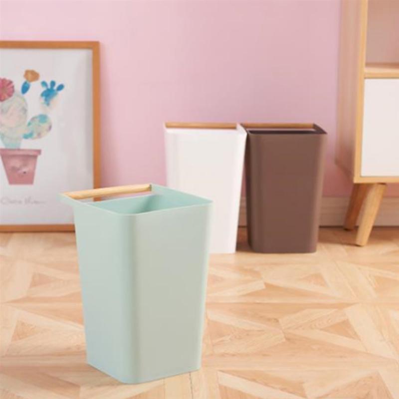 Tragbare-Abfalleimer-MueLleimer-Leichte-MueLleimer-Aufbewahrungsbox-V6F7 Indexbild 6