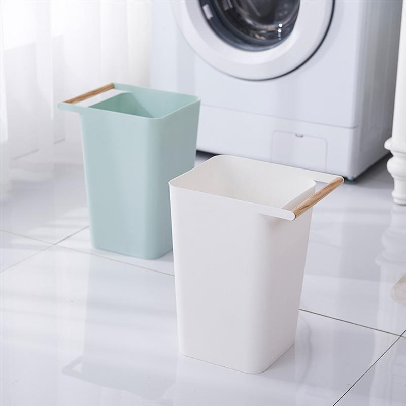Tragbare-Abfalleimer-MueLleimer-Leichte-MueLleimer-Aufbewahrungsbox-V6F7 Indexbild 7
