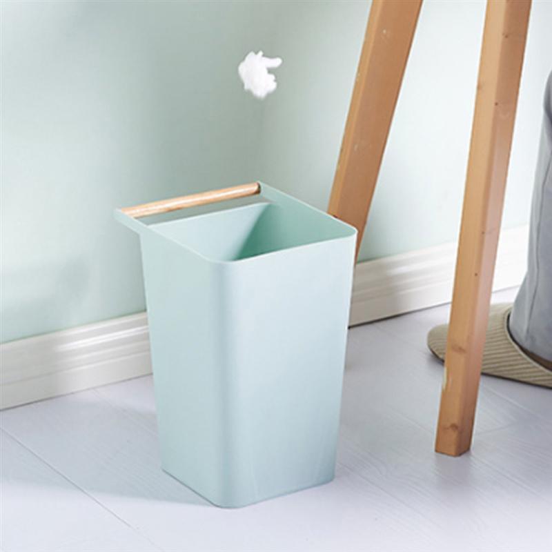 Tragbare-Abfalleimer-MueLleimer-Leichte-MueLleimer-Aufbewahrungsbox-V6F7 Indexbild 8