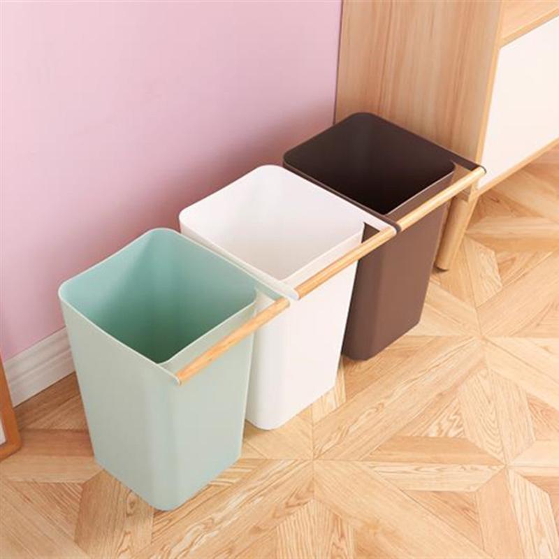 Tragbare-Abfalleimer-MueLleimer-Leichte-MueLleimer-Aufbewahrungsbox-V6F7 Indexbild 9