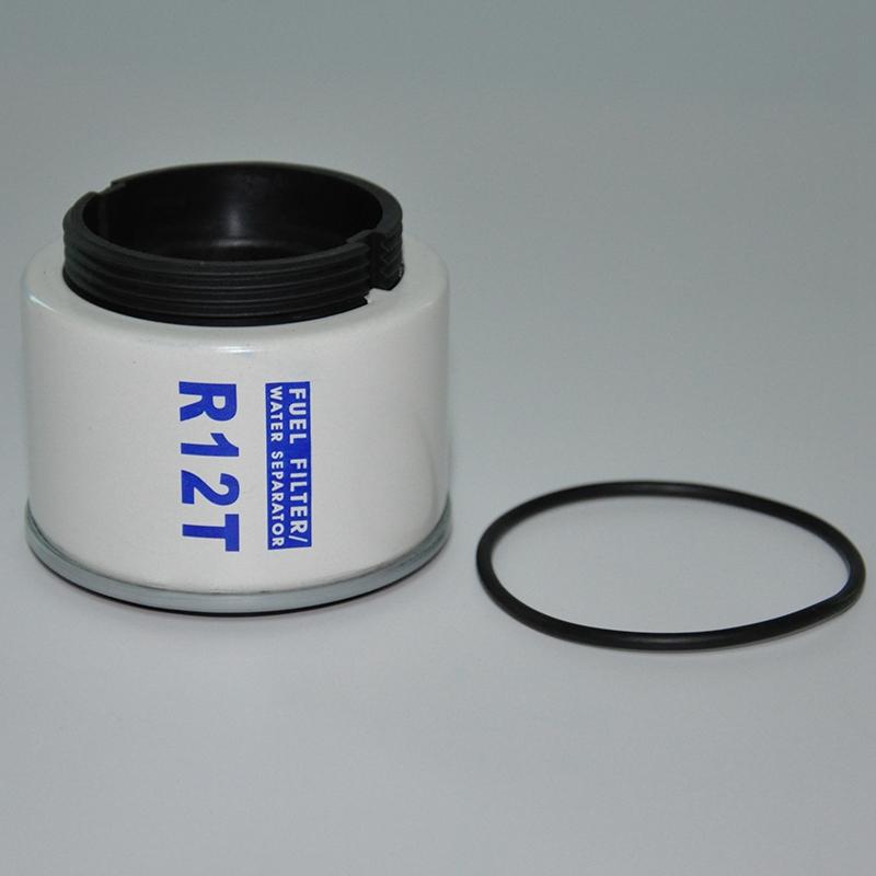 4-19 Tiamu Motore Filtro Separatore Acqua//Carburante R12T per Cartuccia Filtro Combinata Completa 40R 120AT S3240 NPT ZG1