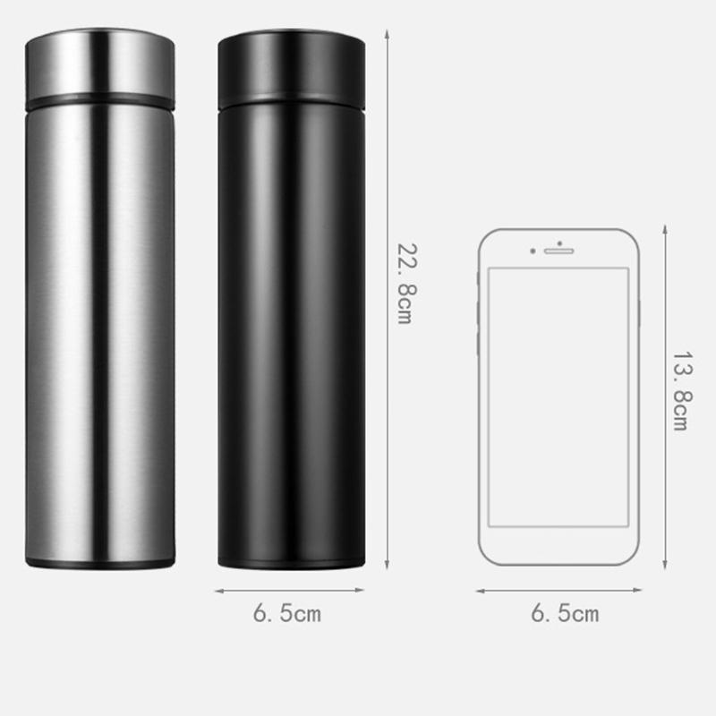 Isolation-Bouteille-Isotherme-avec-Filtre-en-Acier-Inoxydable-304-Tasse-The-V5R5 miniature 4