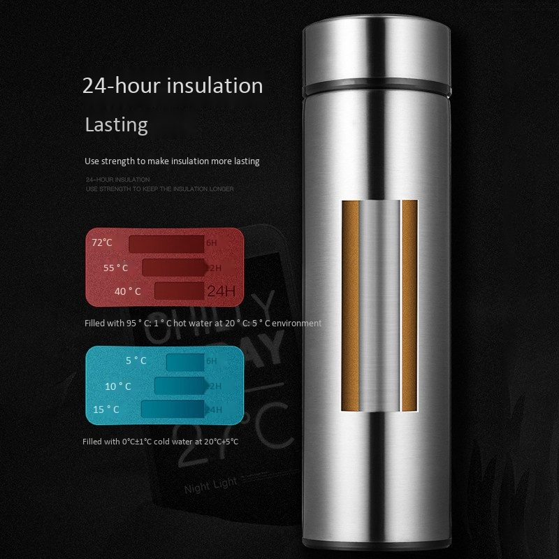 Isolation-Bouteille-Isotherme-avec-Filtre-en-Acier-Inoxydable-304-Tasse-The-V5R5 miniature 14