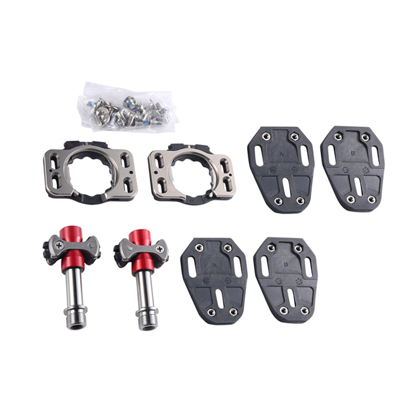 PROMEND PD-F57 bicycle pedal Quick Release Bicycle Pedals Ultra-light Alumi I3Y3