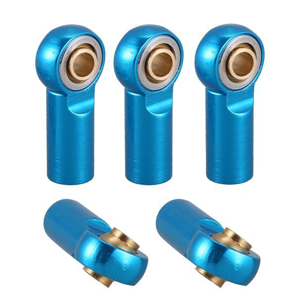 10-StueCke-Metall-M3-Link-Spurstangenkopf-Kugelgelenk-fuer-1-10-RC-Auto-Crawl-T7F1 Indexbild 11
