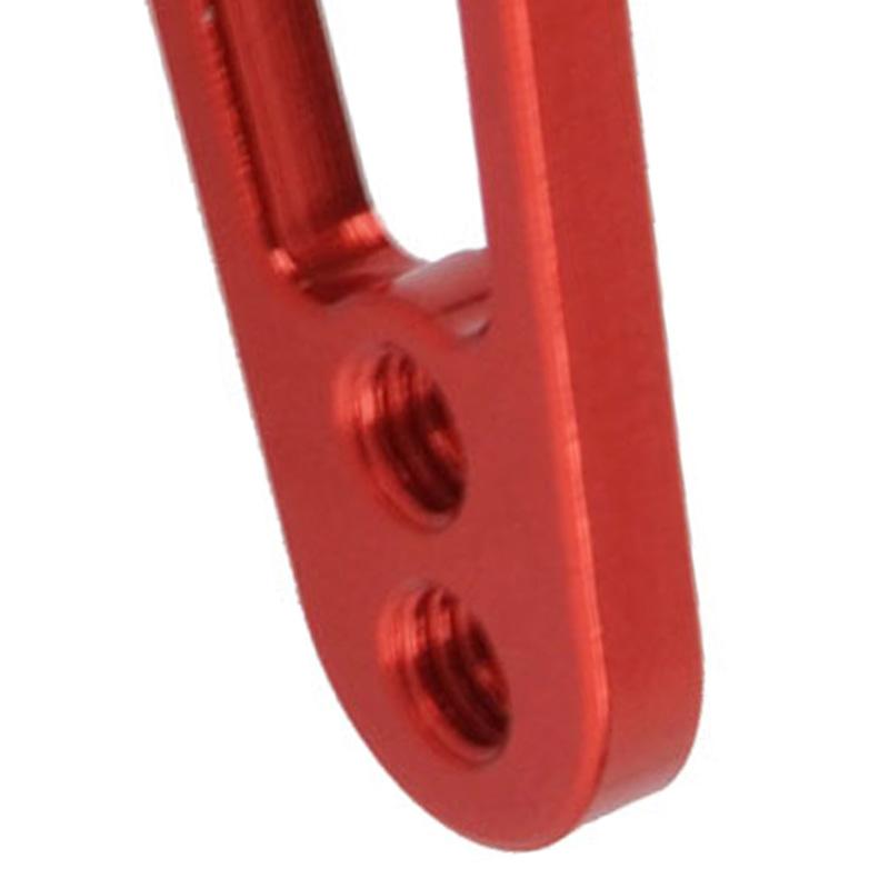 1PCS-AleacioN-de-Aluminio-25T-31Mm-DireccioN-Servo-Arm-Horn-para-RC-Car-G8Y9 miniatura 7