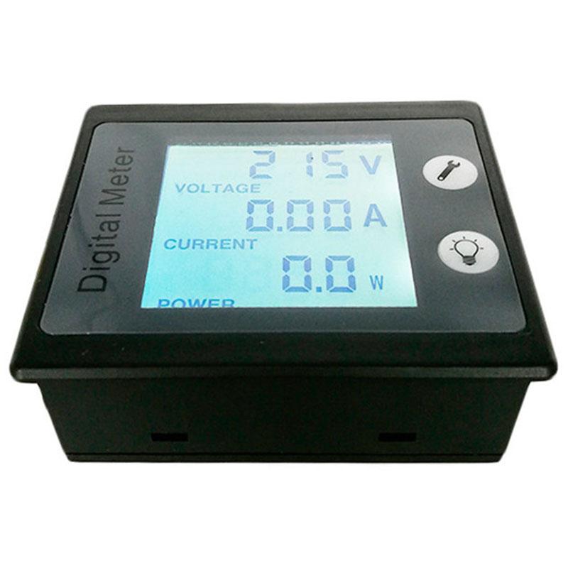 AC-Single-Phase-Digital-Panel-Voltmeter-Ammeter-220V-100A-Voltage-Current-E-S7P4 thumbnail 7
