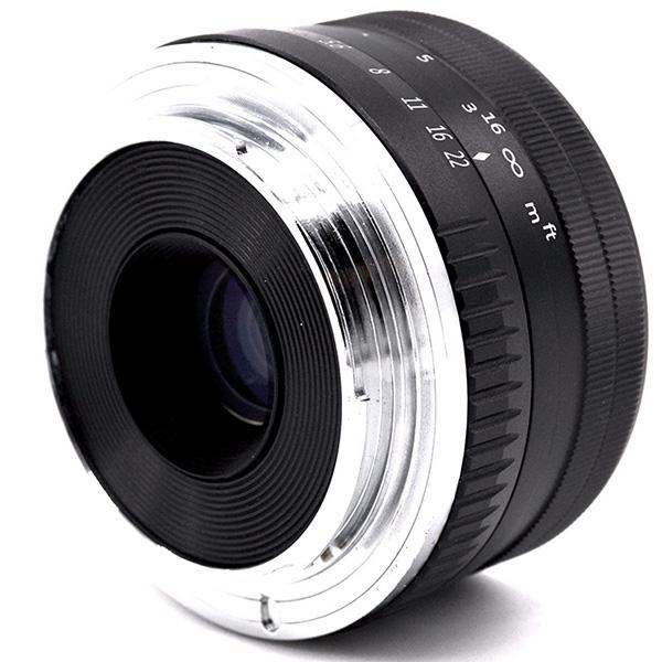 32Mm-F1-6-Objectif-Fixe-a-Grande-Ouverture-Manuelle-APS-C-pour-Sony-E-Mount-I2Y8 miniature 3