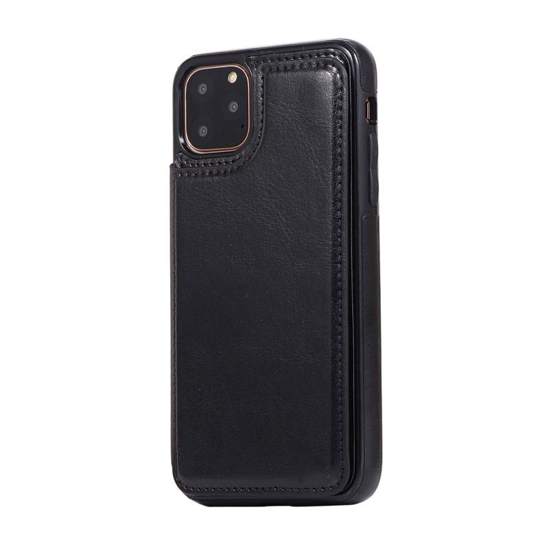 Indexbild 11 - für IPhone 11 Pro Max Magnetische PU + TPU Brieftasche Fall Kartensteckplat S7Z4