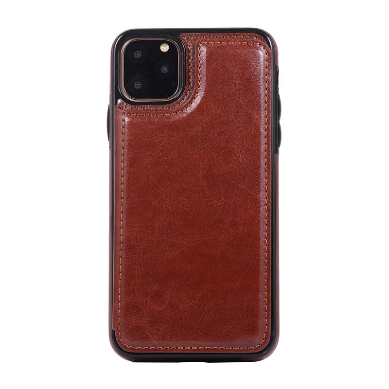 Indexbild 11 - für IPhone 11 Pro Max Magnetische PU+TPU Brieftasche Fall Kartensteckplatz U1P6