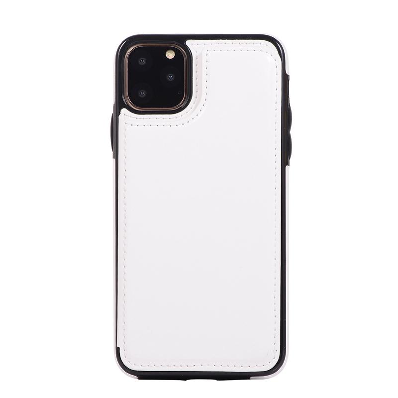 Indexbild 41 - für IPhone 11 Pro Max Magnetische PU + TPU Brieftasche Fall Kartensteckplat S7Z4
