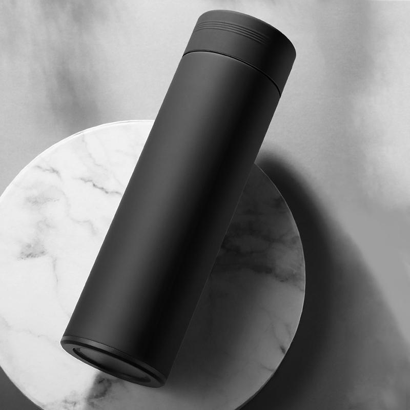 Bouteille-Isotherme-avec-Filtre-Bouteille-Thermique-en-Acier-Inoxydable-Tas-C2Z1 miniature 4