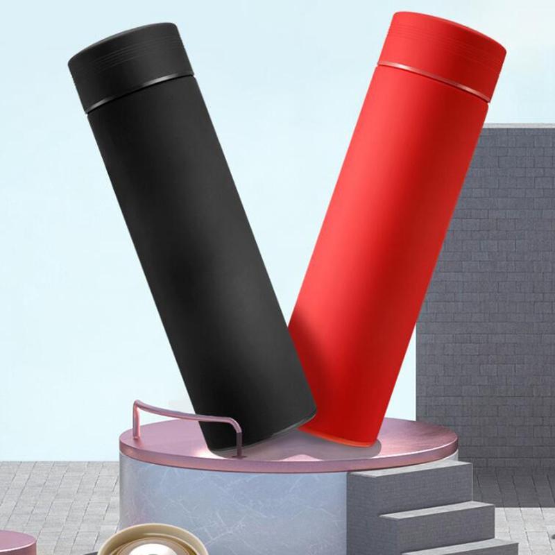 Bouteille-Isotherme-avec-Filtre-Bouteille-Thermique-en-Acier-Inoxydable-Tas-C2Z1 miniature 6