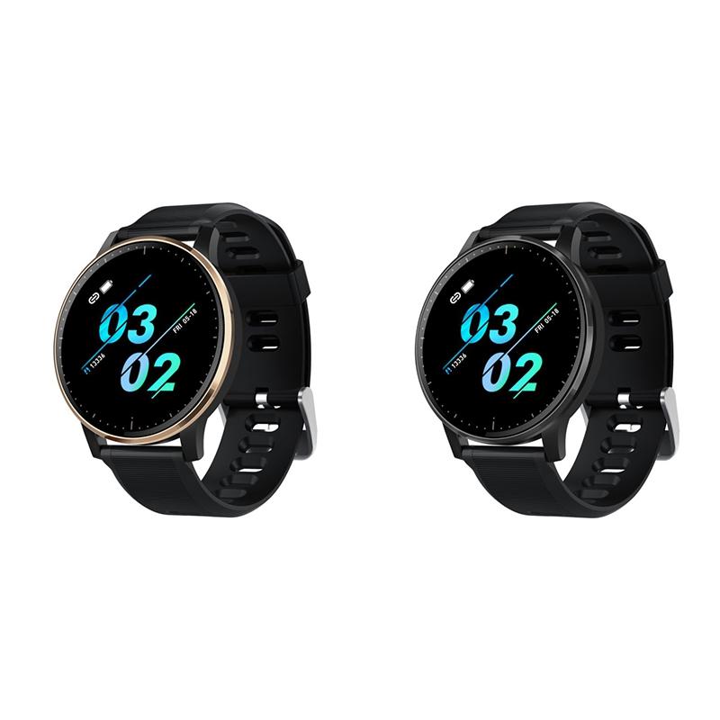 Smart-Armband-Fitness-Tracker-Herzfrequenz-Blutdruck-SchlafqualitaeT-Monitor-A6U3 Indexbild 11
