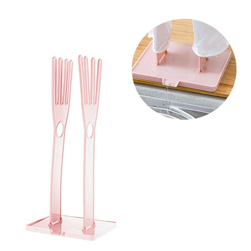 Support-de-Rangement-en-Tissu-ABS-de-Support-de-Gants-en-Caoutchouc-pour-la-J9Y9 miniature 8