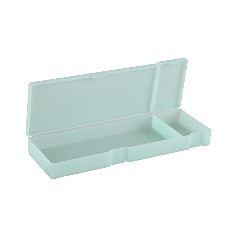 Cute-Kawaii-Transparent-PP-Plastic-Pencil-Case-Lovely-Pen-Box-For-Kids-Gift-O1F9 thumbnail 9