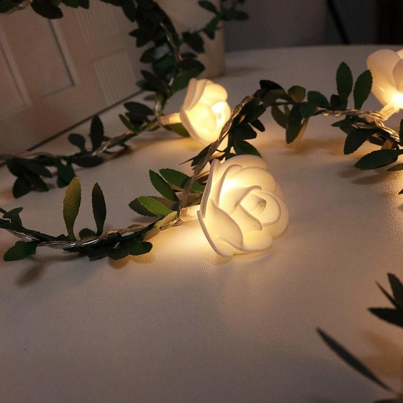 Led Lights Battery Powered Shaped Mini Luminarias Party Led Fairy Wedding Party
