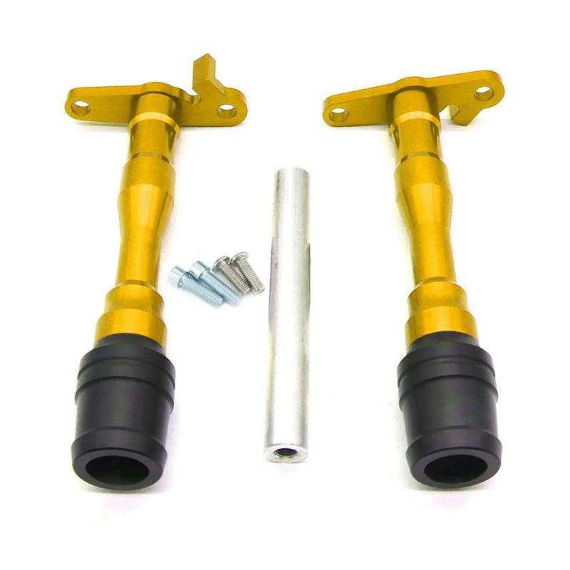 Motorrad-Verkleidungs-Schutz-Absturz-Sicherung-Sturz-Pad-Rahmen-Schiebe-Reg-C9C6 Indexbild 6