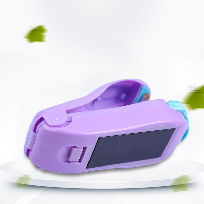 Mini-maquina-de-sellado-de-calor-portatil-Bolsa-plastica-Embalaje-del-sello-S8D4 miniatura 11