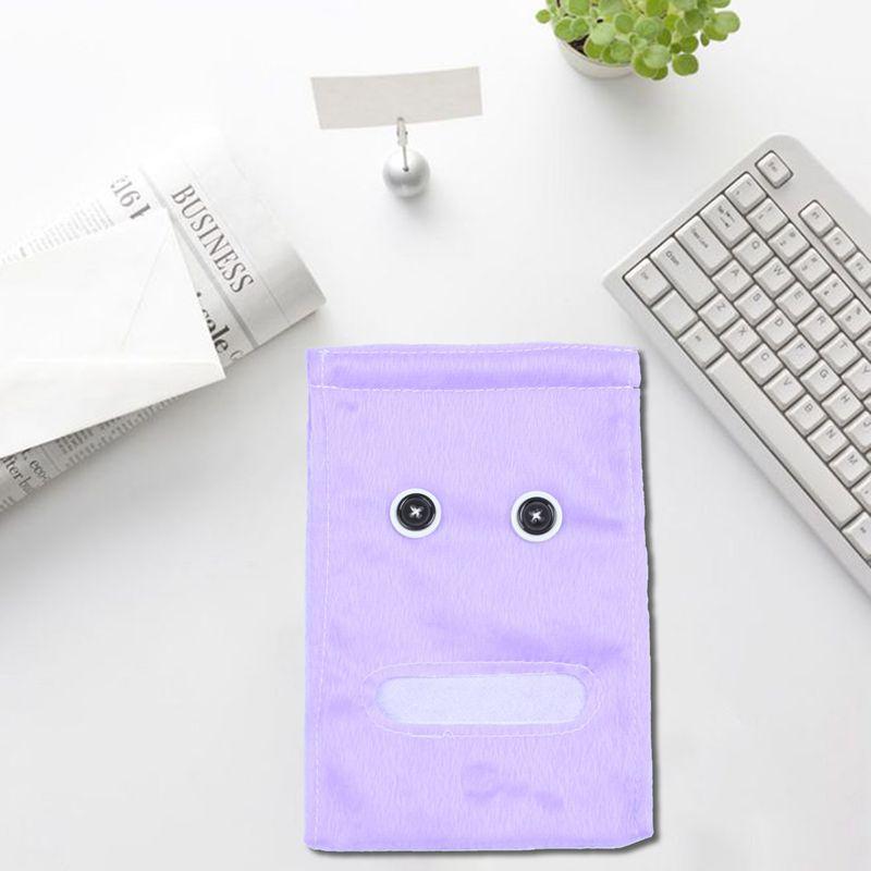Bathroom-Cover-Roll-Box-Plush-Cloth-Tissue-Box-Holder-Toilet-Paper-bathroom-S5E3 thumbnail 16