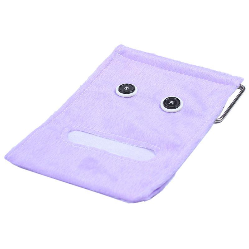 Bathroom-Cover-Roll-Box-Plush-Cloth-Tissue-Box-Holder-Toilet-Paper-bathroom-S5E3 thumbnail 17