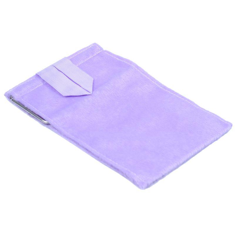 Bathroom-Cover-Roll-Box-Plush-Cloth-Tissue-Box-Holder-Toilet-Paper-bathroom-S5E3 thumbnail 18
