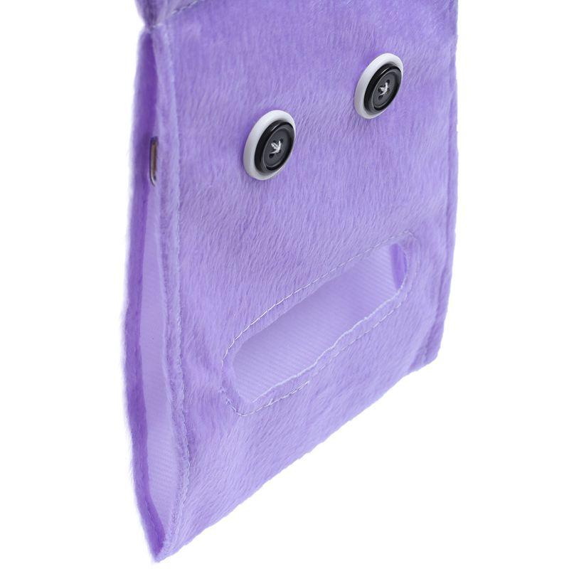 Bathroom-Cover-Roll-Box-Plush-Cloth-Tissue-Box-Holder-Toilet-Paper-bathroom-S5E3 thumbnail 20