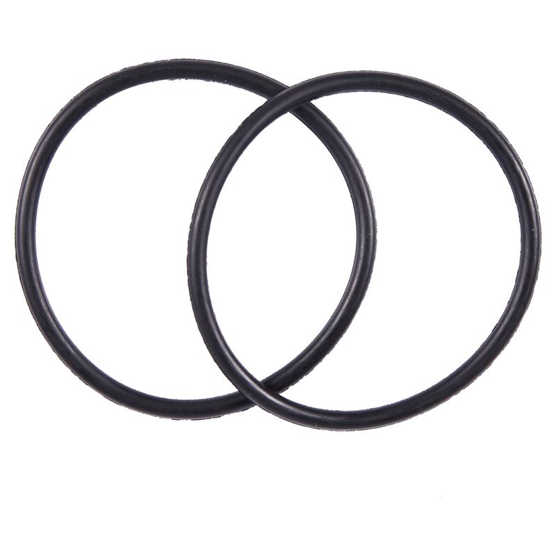 150/mm x 3.1/mm Flexible Gummi-O-Ring-Dichtungsring Schwarz 5/PCS