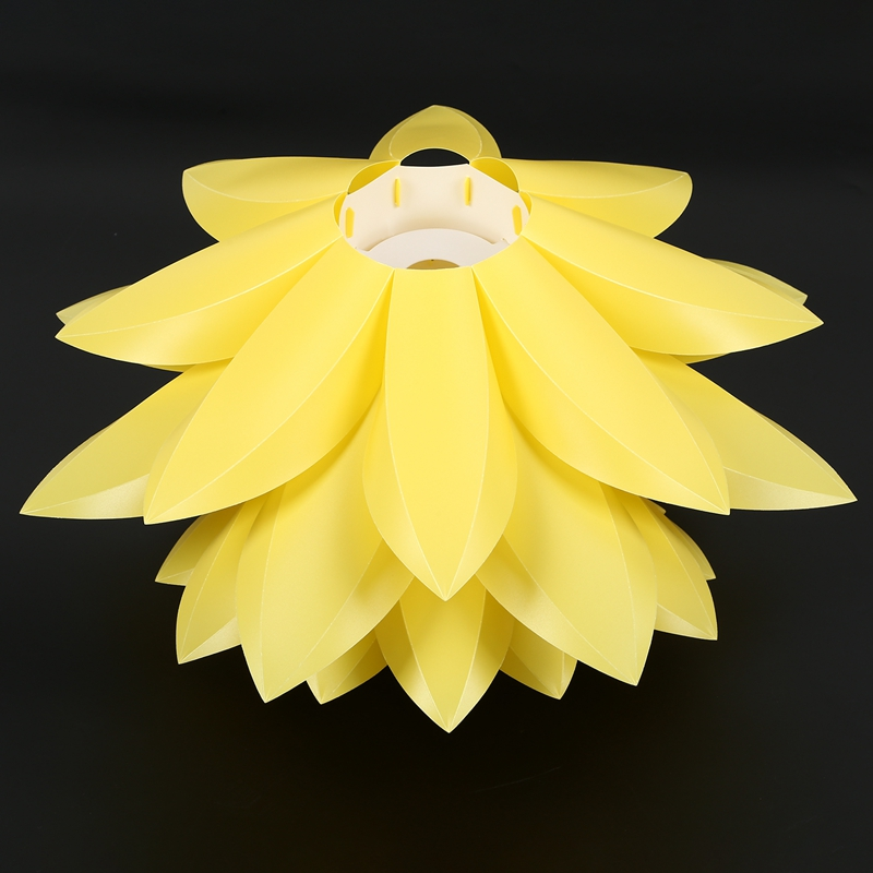 DIY Lotus Lampshade IQ PP Ceiling Lamp Shade - Pendant ...